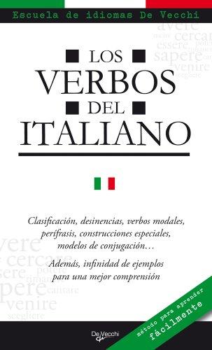 9788431550394: Los verbos del italiano (Escuela De Idiomas)