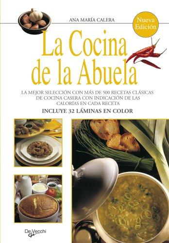 La Cocina de la Abuela: CALERA, ANA MARÍA