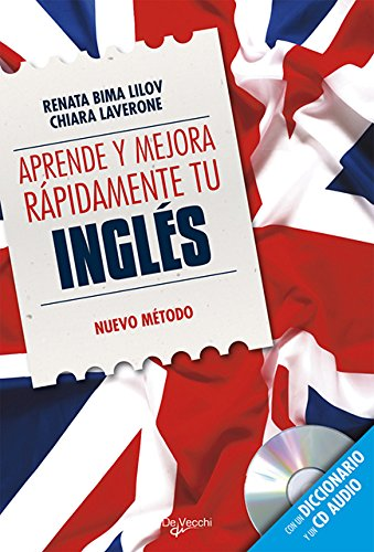 9788431550561: Aprende y mejora rápidmente tu inglés (incluye CD) (Aprender Y Mejorar)