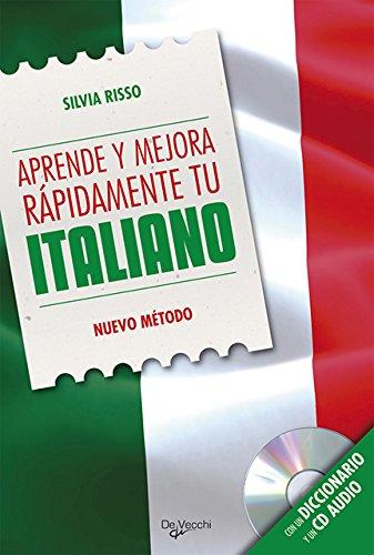 9788431550721: Aprende y mejora rapidamente tu italiano + CD (Spanish Edition)