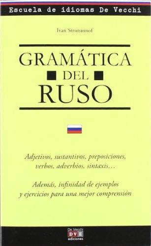 9788431550790: GRAMATICA DEL RUSO