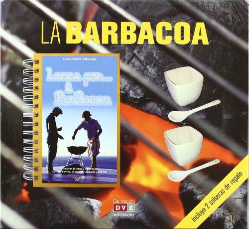 9788431550899: La barbacoa / The barbecue: Libro + 2 Salseras / Book + Set of Two Saucers (Spanish Edition)