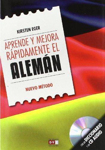9788431550981: Aprende y mejora rápidamente el Alemán: nuevo método (Incluye Diccionario y CD)