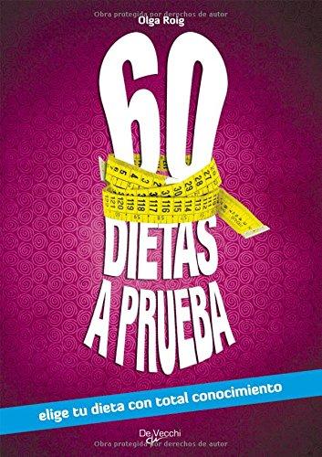 9788431551049: 60 dietas a prueba (NE) (Salud)