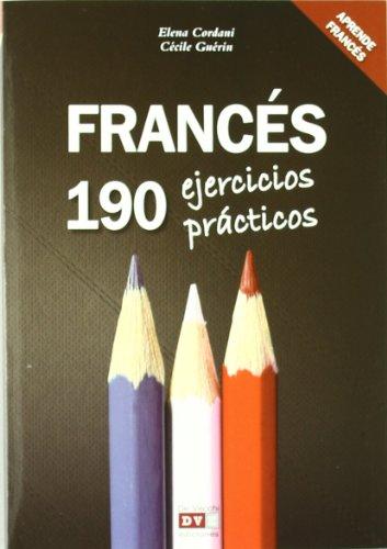 9788431551490: Francés 190 ejercicios prácticos (NE) (IDIOMAS)
