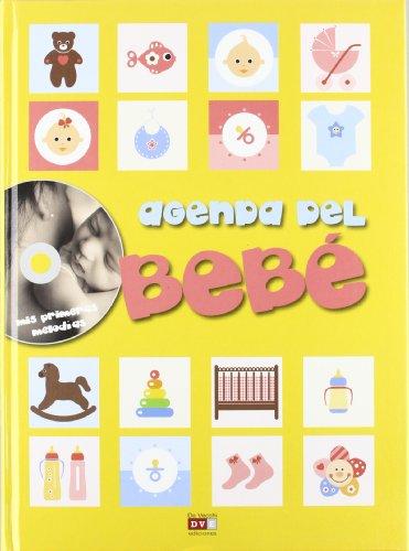 9788431551834: AGENDA DEL BEBE (CON CD)