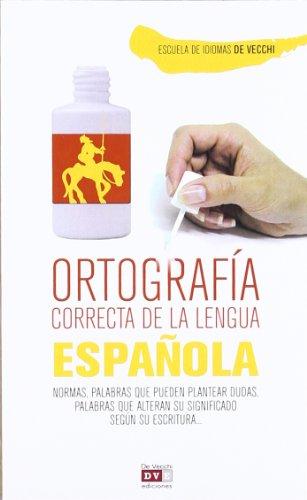 9788431552206: Ortografia correcta de la lengua española