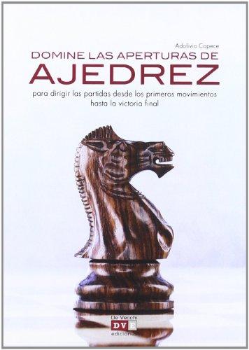 9788431552237: Domine las aperturas de ajedrez