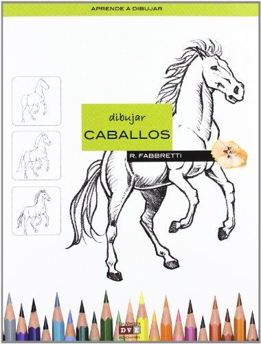 9788431552282: Dibujar caballos
