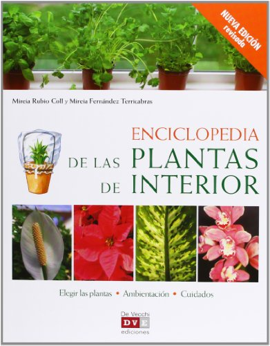 9788431552404: Enciclopedia de las plantas de interior