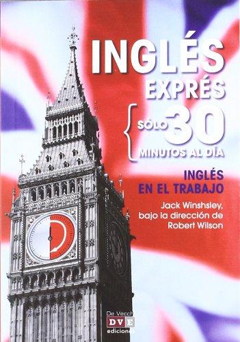 9788431552428: Ingles expres - ingles en el trabajo