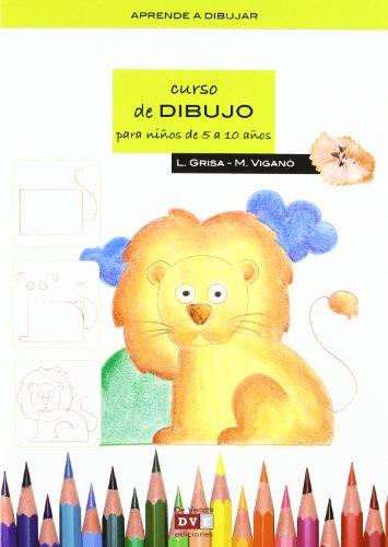 9788431552978: Curso de dibujo para ni�os de 5 a 10 a�os