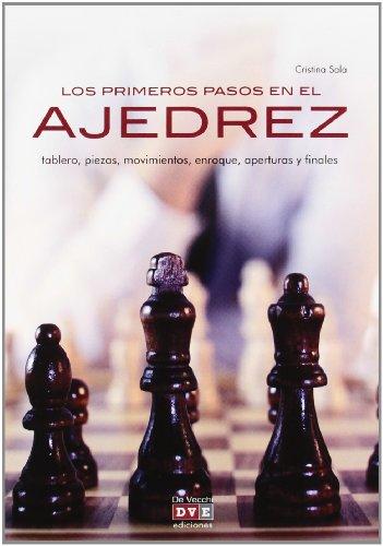 9788431553777: Primeros pasos en el ajedrez, Los