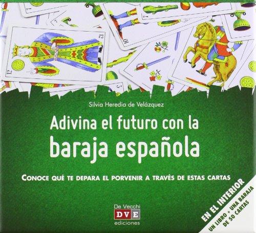9788431553791: ADIVINA EL FUTURO CON BARAJA ESPAÑOLA