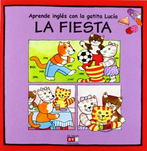 9788431554309: La fiesta (Ingles Para Niños (vecchi))