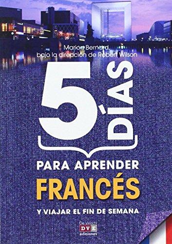 9788431556457: 5 dias para aprender frances y viajar el fin de semana