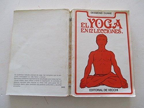 9788431578121: Yoga en 12 lecciones, el