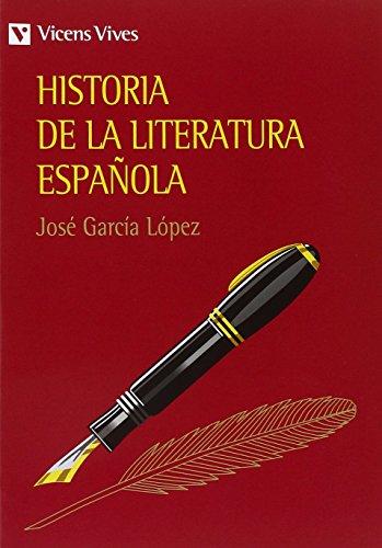9788431605971: Historia de la Literatura Espanola (Spanish Edition)