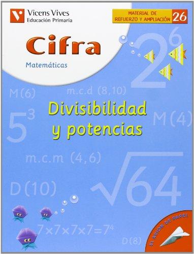 9788431607265: Cifra Cuaderno 26. Matematicas. Refuerzo Y Ampliacion - 9788431607265