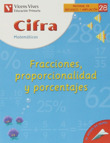 9788431607289: Cifra Cuaderno 28. Matematicas Refuerzo Y Ampliacion - 9788431607289