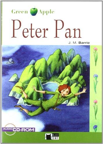 9788431607494: Peter Pan+cd-cdrom N/e