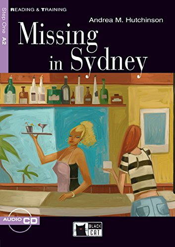 MISSING IN SYDNEY. BOOK + CD: ANDREA M. HUTCHINSON