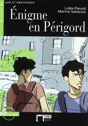 9788431608811: Énigme En Périgord. Livre (+CD) (Chat Noir. Lire Et S'entrainer)