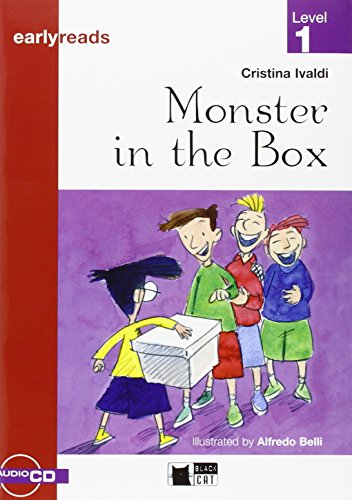 9788431609252: Monster In The Box+cd (Black Cat. Earlyreads)