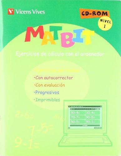 9788431609610: Matbit 1. Ejercicios De Calculo Con El Ordenador - 9788431609610