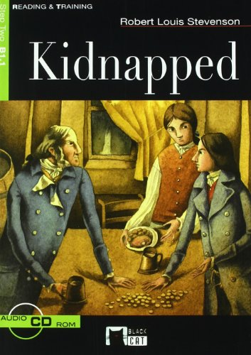 9788431610050: Kidnapped+cd-rom (b1.1) (Black Cat. reading And Training)