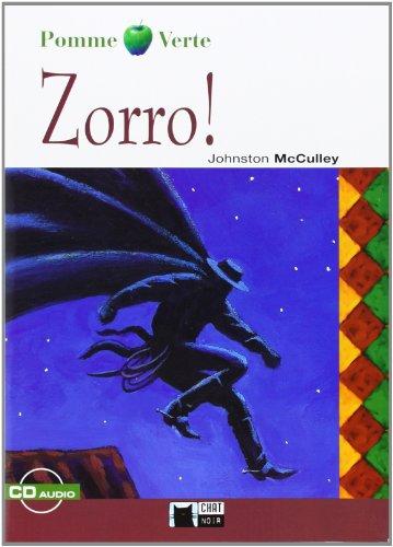 9788431610128: ZORRO+CD FRANCES