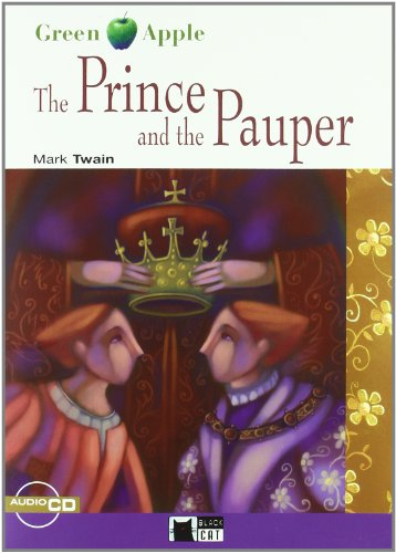THE PRINCE AND THE PAUPER +CD - MARK TWAIN