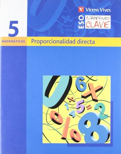 9788431610371: PROPORCIONALIDAD DIRECTA