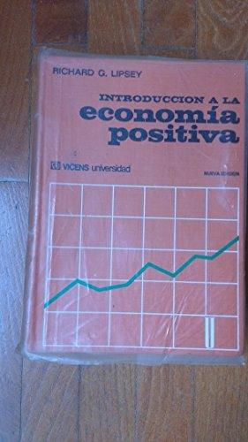 9788431611088: INtroducción a la economía positíva