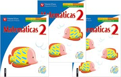 9788431611545: Matemáticas 2. Actividades 1, 2 e 3. Galicia