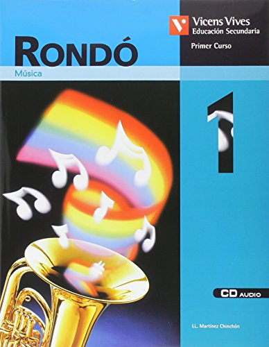 9788431615000: RONDO 1+CD: 000002 - 9788431615000