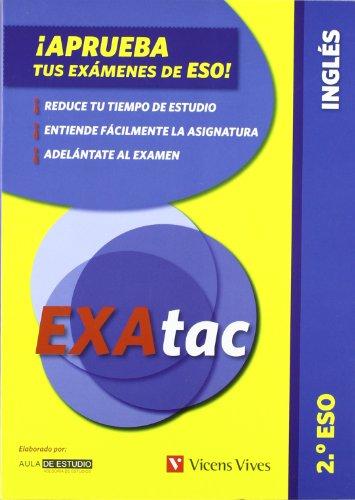 9788431615291: Exatac 2 ESO. Inglés (Exatac. Castellano) - 9788431615291