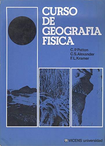 9788431616748: Curso de geografia fisica