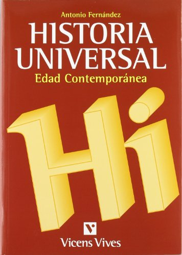 9788431622688: Historia universal, vol.IV: Edad Contemporanea