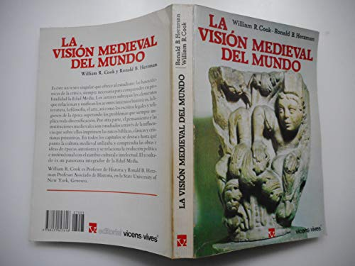 9788431623616: Vision medieval del mundo, la