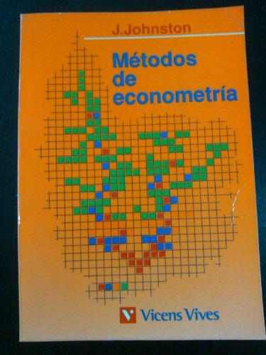 9788431625207: Metodos de econometria