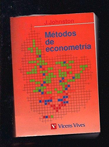 9788431625207: METODOS DE ECONOMETRIA.