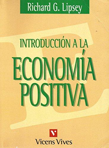 9788431629236: Introduccion a la economia positiva