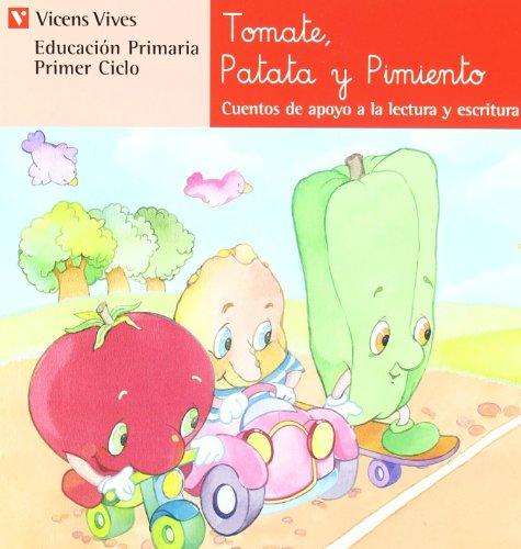9788431629748: Tomate, Patata y Pimiento - 1b0 Ciclo Egb Rojo