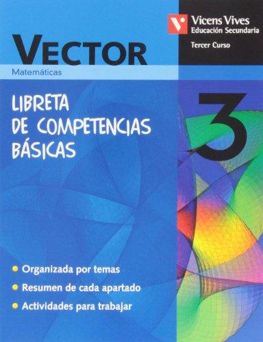 9788431631666: Vector 3 Libreta De Competencias. Matematicas - 9788431631666
