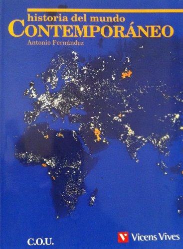 9788431632939: Historia del mundo contemporaneo, cou