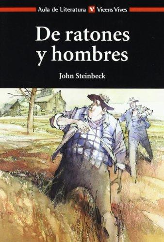 9788431634124: De Ratones y Hombres / Of Mice and Men (Aula de Literatura)