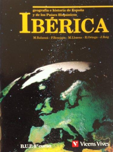 9788431634803: Iberica : geografia e historia, 3 bup