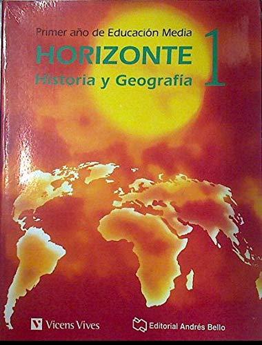 9788431635220: Horizonte 1 : geografia e historia, 1 eso