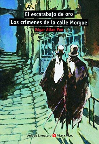 9788431635749: El Escarabajo de Oro los Crimenes de la Calle Morgue / The Gold Bug and the Murders in the Rue Morgue (Aula de Literatura)
